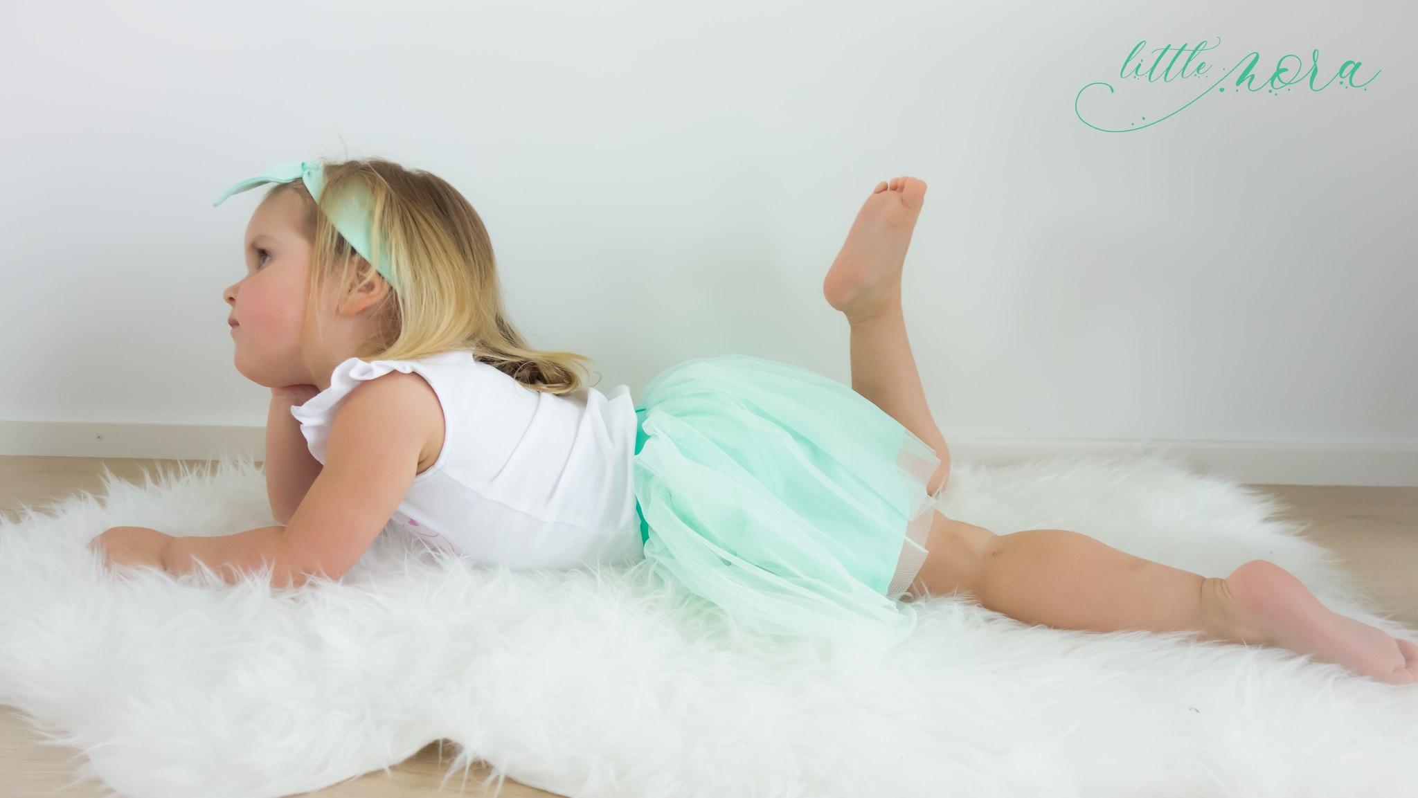 Berühmt Kostenlose Nähanleitung – Tüllrock für Kinder selbst nähen – Blog DE61